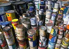 archive waste management advisor paint and paint cans. Black Bedroom Furniture Sets. Home Design Ideas